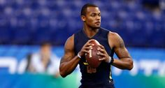 Deshaun Watson sets himself apart in sizzling workout at combine Jarrett Bell , USA TODAY Sports Published 6:29 p.m. ET March 4, 2017