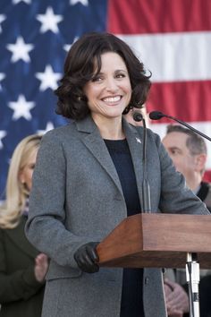 Julia Louis-Dreyfus is a national treasure and so is this hilarious, politically incorrect series. As the clueless yet relentless Vice President Selina Meyer, Louis-Dreyfus is pitch-perfect, and her incompetent staff is so funny, you find yourself almost rooting for them to screw up—watching them scramble and try to pick up the pieces is comedy gold. Now that a resignation has helped make Meyer president, we can't wait to see how much of a mess they'll make in the Oval Office.