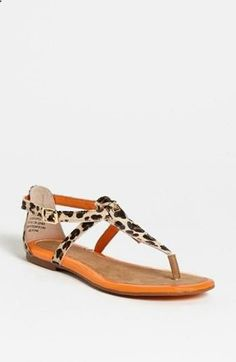 Fun Sperry sandals!