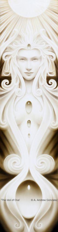The Idol of Ova - Andrew Gonzalez - americano -sublimatrix.com