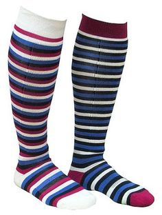 Women's Bula Multicolor Comfort Fashion Socks PINK L Bula. $12.00