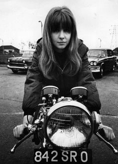 Happy birthday to Jane Asher. Photo from 1965