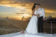 Catamaran Wedding in Mauritius Island!