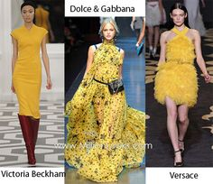 Fall/ Winter 2011/ 2012 Color Trend #2: Mood-improving bright details.