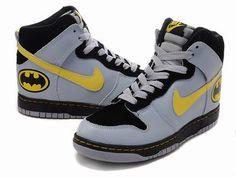 Batman Shoes!!!