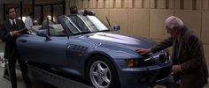 The Cars Driven by Secret Agent James Bond Bond Cars, Bmw Z3, New Bmw, Car Photos, James Bond, Cars And Motorcycles, The Incredibles, Movies, Films