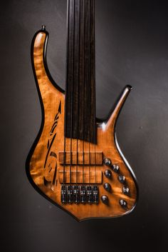 (TULI) KAAMOS Semi-Acoustic Asta Edition Bass