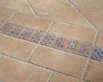 porcelain stoneware tile : rustic COTTO DELLA ROSA : OBIZZO Monocibec