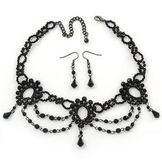 There comes a point where you decide the best way to emulate luxurious Victorian and Burlesque styles is to fall in love with quality and detail. Discover the perfect satin or lace choker for you and learn how to wear it and care for it. | eBay!