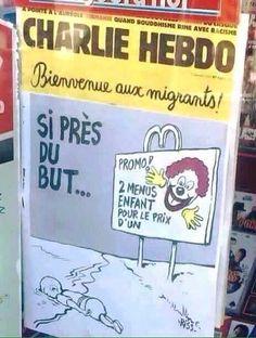 Das französische Magazin 'Charlie Hebdo' hat zwei Karikaturen veröffentlicht, die das Bild des toten Flüchtlingsjungen Aylan thematisieren. Im Netz wird Kritik laut, man dürfe den Tod des Kindes nicht für Satire missbrauchen.