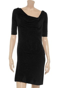 Donna glittered stretch-jersey dress by Vivienne Westwood Anglomania