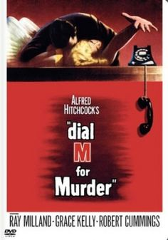 Dial M For Murder DVD