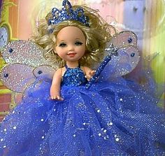Denise Coben Blue Fairy