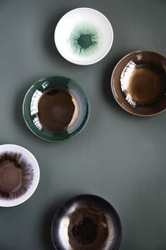 ceramics - glazes