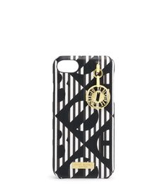 New phone, new case! The West 57th Case for iPhone 6 Plus/7 Plus is an iPhone accessory for every Bendel Girl. Wrap your phone in printed Saffiano leather, toss it in your favorite Bendel bag, and head out on the town!