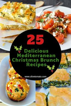 healthy christmas recipes 25 Mediterranean Brunch Recipes Celebrate the holidays with these delicious Mediterranean Christmas brunch recipes! From savory pies to scrumptious desserts, there is something for everyone. Healthy Greek Recipes, Vegetarian Brunch Recipes, Vegetarian Christmas Recipes, Healthy Salads, Eating Healthy, Mediterranean Diet Recipes, Mediterranean Dishes, Christmas Brunch, Christmas Holidays