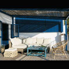 Tavolino blu Avignon