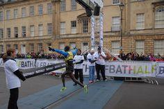 Winner of 2014's Bath Half Marathon!