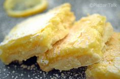 Aunt Bee's Recipes: Lemon Bars With Friends