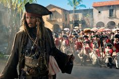Johnny Depp's iconic scoundrel Jack Sparrow could be getting killed off in the next Pirates of The Caribbean - Mirror Online