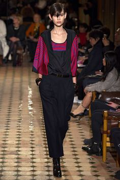 Hermès Fall-Winter 2014 #fashion #paris #ykone #PFW #hair #short #boyish