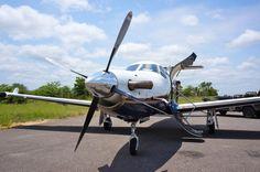 Ride in small plane