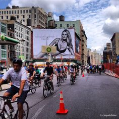 Road Warriors / NYC Summer Streets