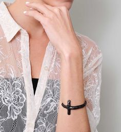 Cross Cuff - Sale - Jewelry - Collections   The9thMuse