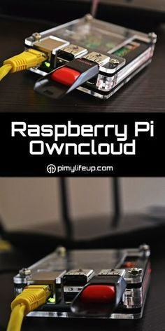 Raspberry Pi OwnCloud: Your Own Personal Cloud Storage