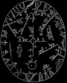 Nordic_Sami_Naero_Runic_Shaman_Drum_Mythology_from_Friis_1871.jpg (1566×1937)