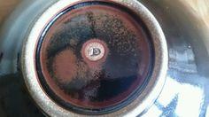 Studio Pottery Bowl by Nina Davis - ND mark