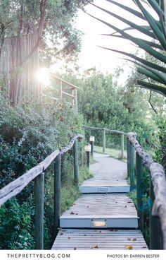 If you're looking for riverside rest and relaxation on the Garden Route, Emily Moon is the place. River Lodge, Cape Town South Africa, Rest And Relaxation, Wanderlust Travel, Garden Bridge, Trip Planning, Places To Visit, Outdoor Structures, World