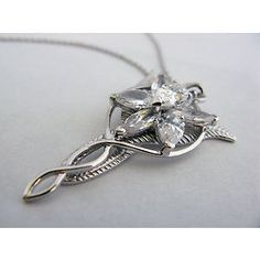 Arwen Evenstar Pendant Necklace LOTR/Vintage Lord of the by MMCFK, $14.95 ME WANT