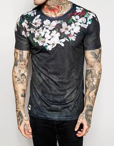 Enlarge The Cuckoo's Nest Floral T-Shirt