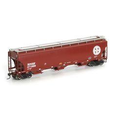 HO RTR Trinity Covered Hopper, BNSF #471689 (ATH89277): Athearn Trains