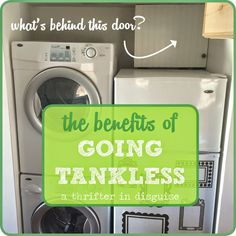 The Many Benefits of a Tankless Hot Water Heater