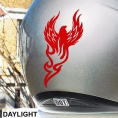 Details About Hyper Reflecitive Eagle Feathers Decal Motorcycle - Vinyl stickers for motorcycle helmetsdragon hyper reflective decal motorcycle helmet safety sticker