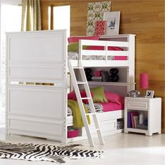 @rosenberryrooms is offering $20 OFF your purchase! Share the news and save!  Elite Reflections Bunk Bed #rosenberryrooms