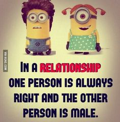 Minion Relationship Quotes Pictures, Photos, and Images for . Minion Love Quotes, Minions Quotes, Minions Pics, Minion Sayings, Minions Images, Minion Pictures, Relationship Memes For Him, Relationships, Humor Minion