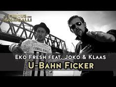 Eko Fresh feat. Joko & Klaas - U-Bahn Ficker - YouTube