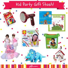 Kid Party Overload? Here's How to Cope on http://blog.gifts.com/?p=16331=true