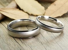 Looking for a sleek, unique, and gorgeous ring design that both you and your groom will love forever? You've found it. Shop our hand crafted section and order your custom rings today: http://www.jringstudio.com