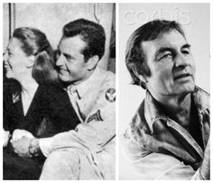 George Montgomery-Army Air Forces in 1943 (Actor)  Married to singer/actress Dinah Shore