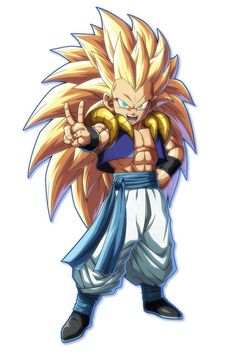 Gotenks from Dragon Ball FighterZ