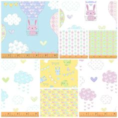 Baby Fabric Quilting For Welcome Collection By Whistler Studios Flannel