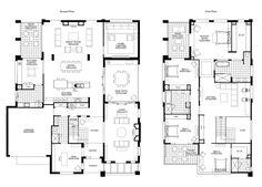 Grange - Masterton Homes. Storey Homes, Google Search, Floor Plans, Flooring, How To Plan, Diagram, Big, Bedroom, Design