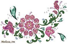 enchanting flower png by Melissa-tm