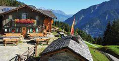 Almsommer Dorfgastein Austria, Cabin, House Styles, Home Decor, Tourism, Summer Recipes, Cabins, Cottage, Interior Design