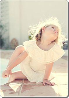 Romantic style by PetiteBellaaa Cute Dresses, Girls Dresses, Flower Girl Dresses, Lace Detail, Ruffles, Dress Girl, Fashion Dresses, Romantic, Wedding Dresses