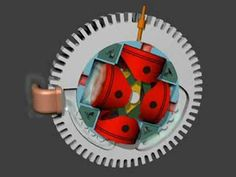 ▶ Hale Rotary Aero Engine Simulation 2 - YouTube